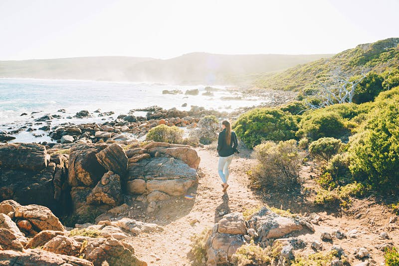 Travel News - Hiking around the coast of Margaret River in Western Australia