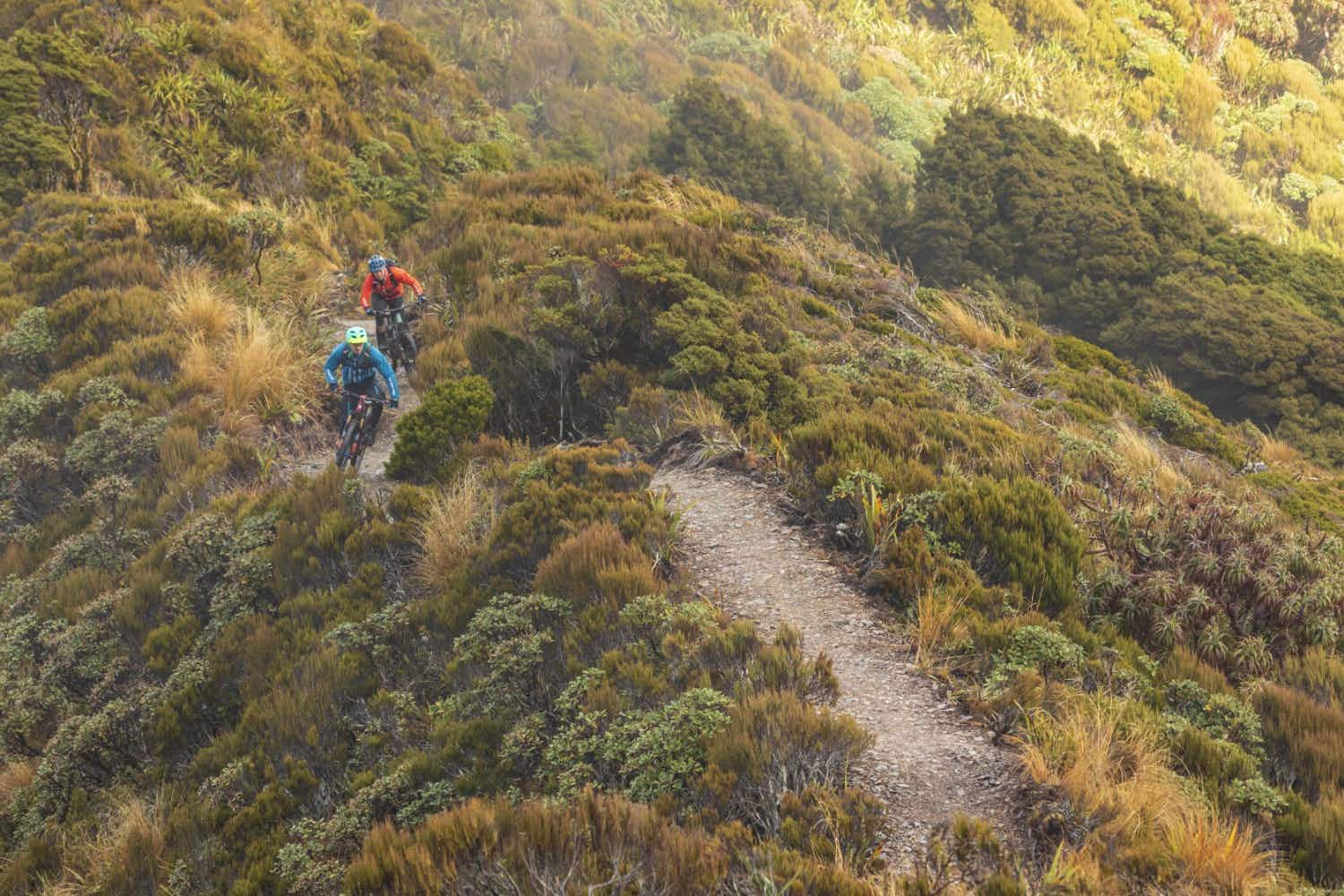 You'll need to rush to book accommodation for New Zealand's newest Great Walk