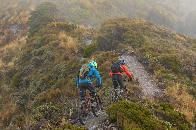 The Paparoa Track is the 10th Great Walk