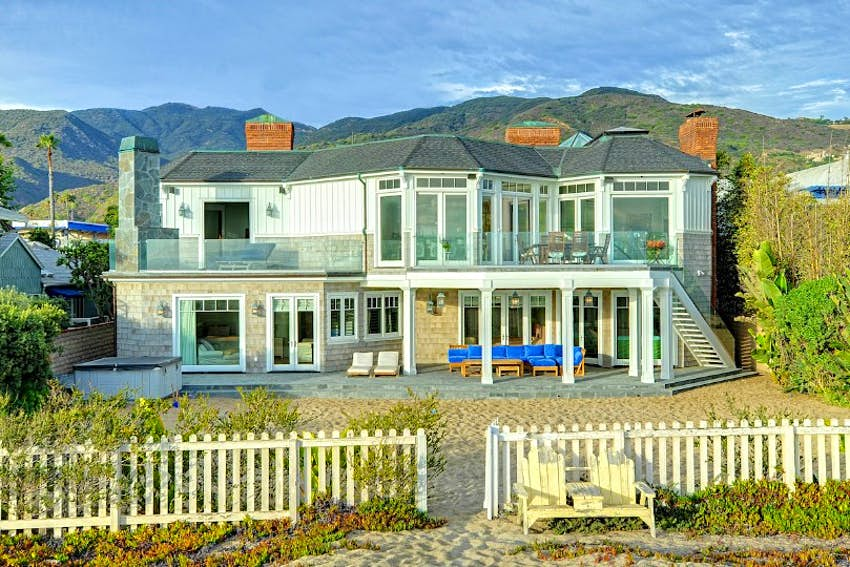Rent The Lavish Malibu Beach House From Big Little Lies Lonely Planet