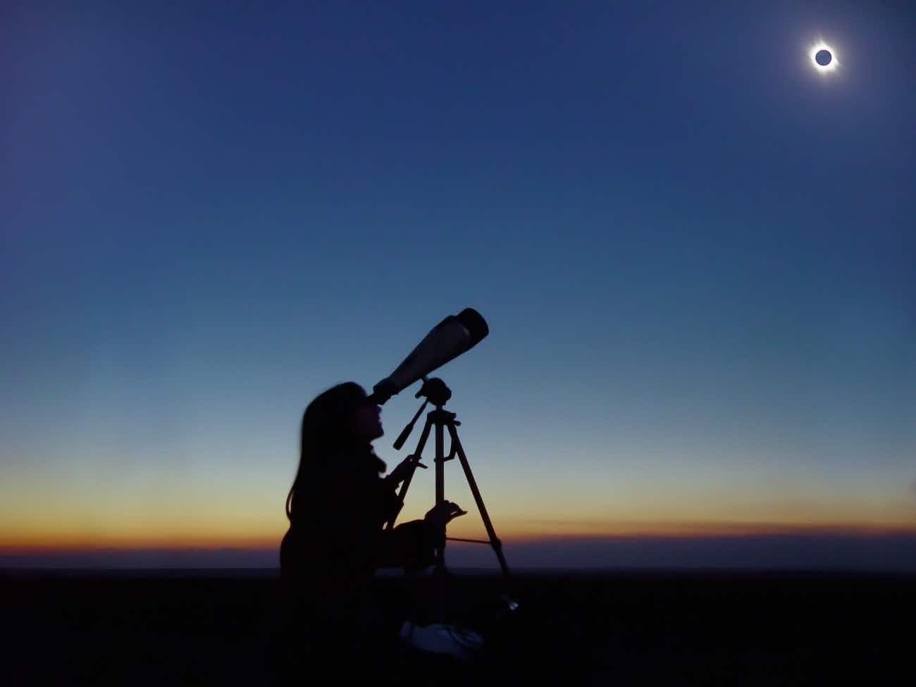 See 2020's total solar eclipse from Argentina with an astronomy expert