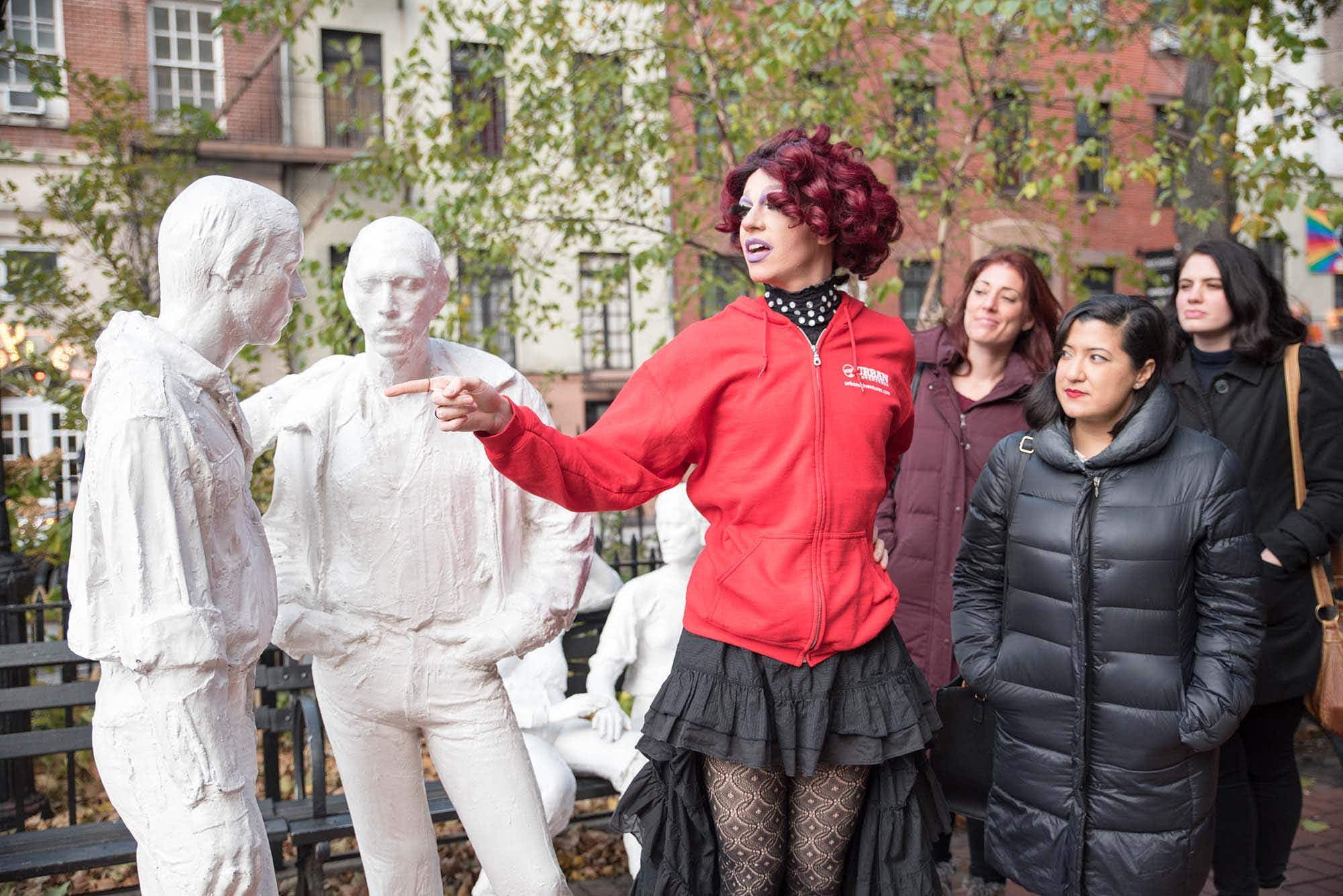 This new tour takes you through New York's LGBTQ+ history
