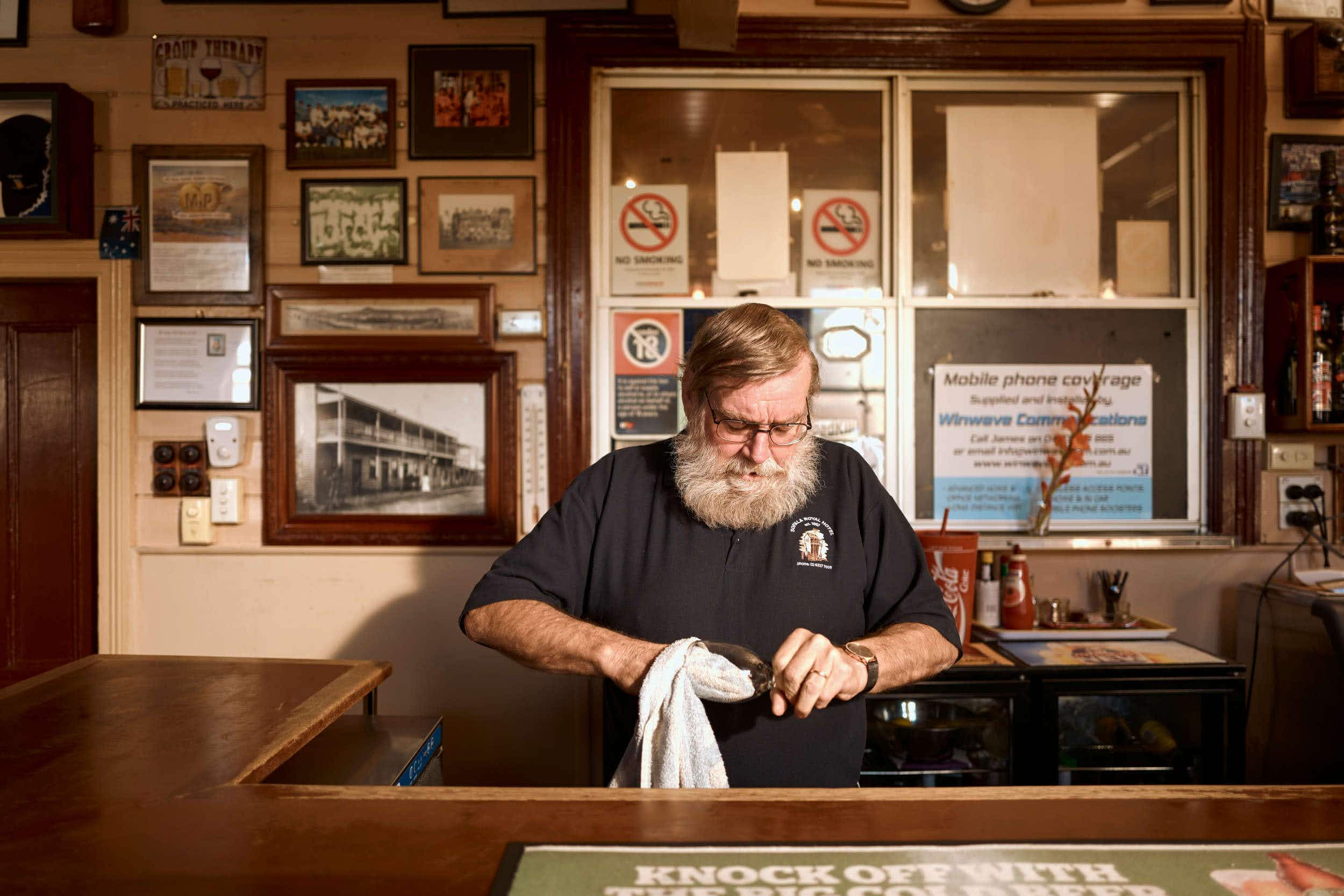 Can Australia's classic country pubs be revitalised by Airbnb?