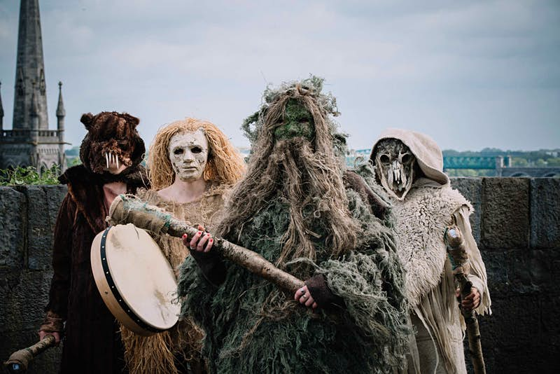 Celebrate the origins of Halloween with this new Irish festival