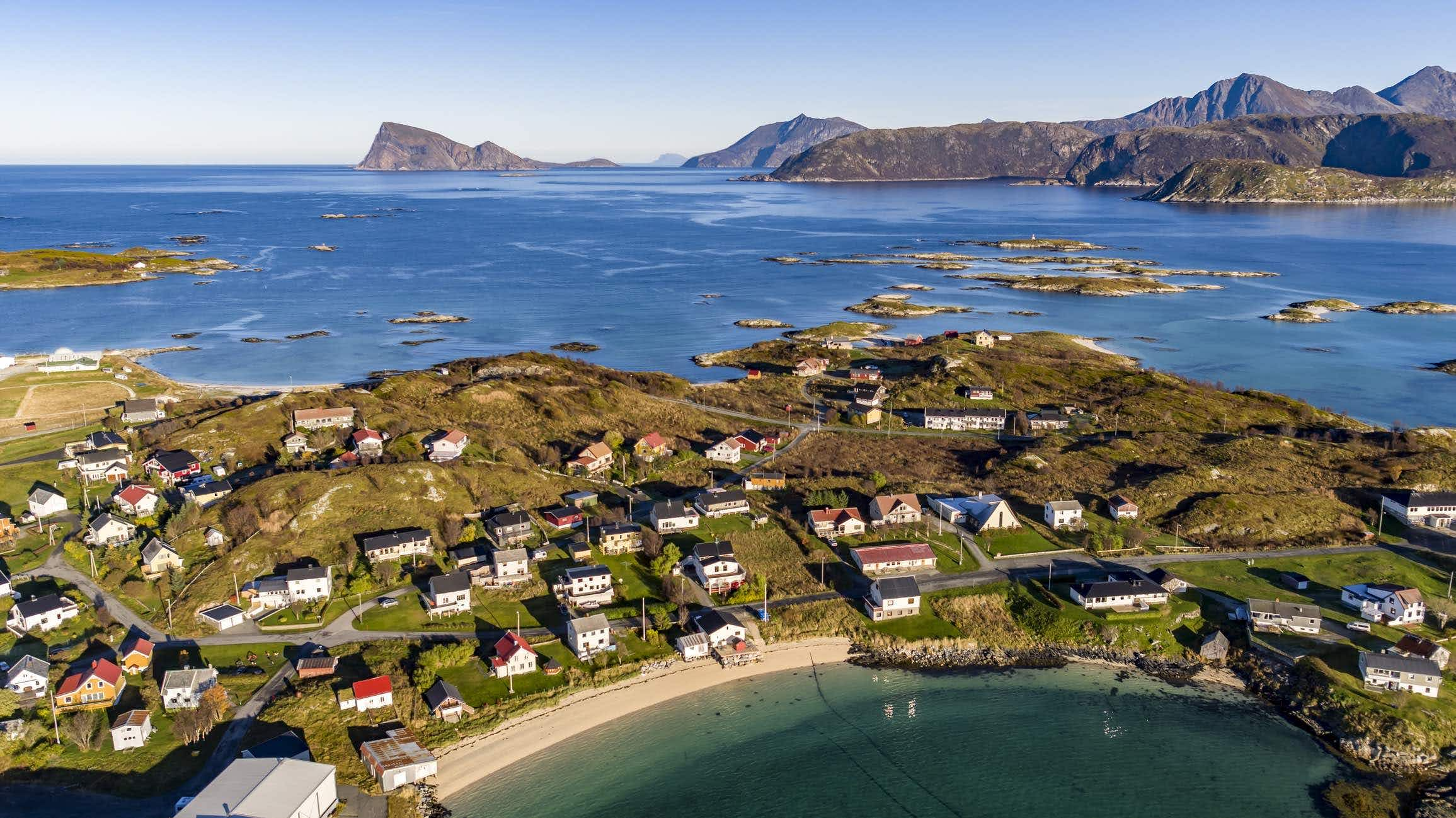 This Norwegian island wants to be the world's first time-free zone