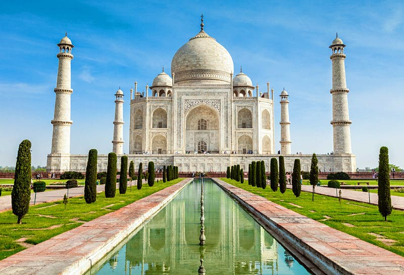 Travel News - taj mahal