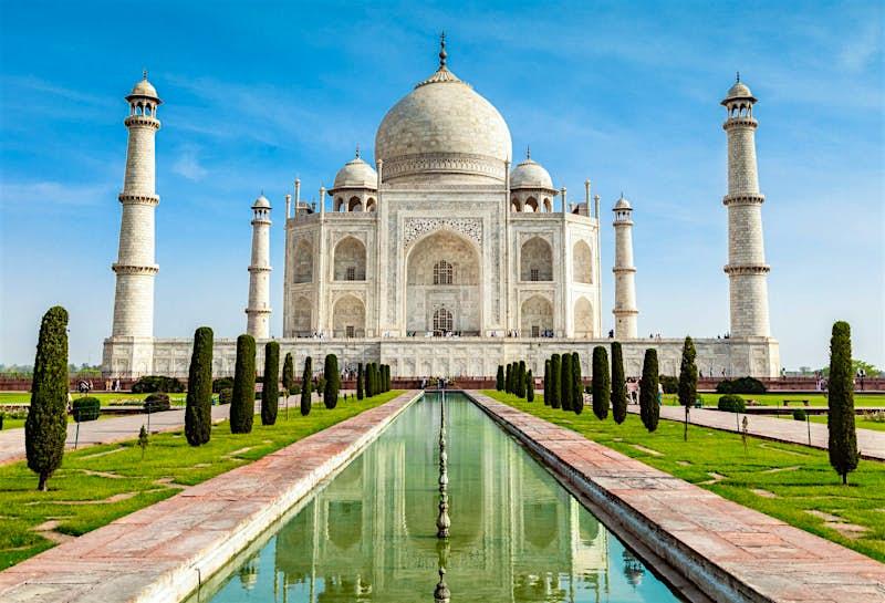 Travel News - taj mahal