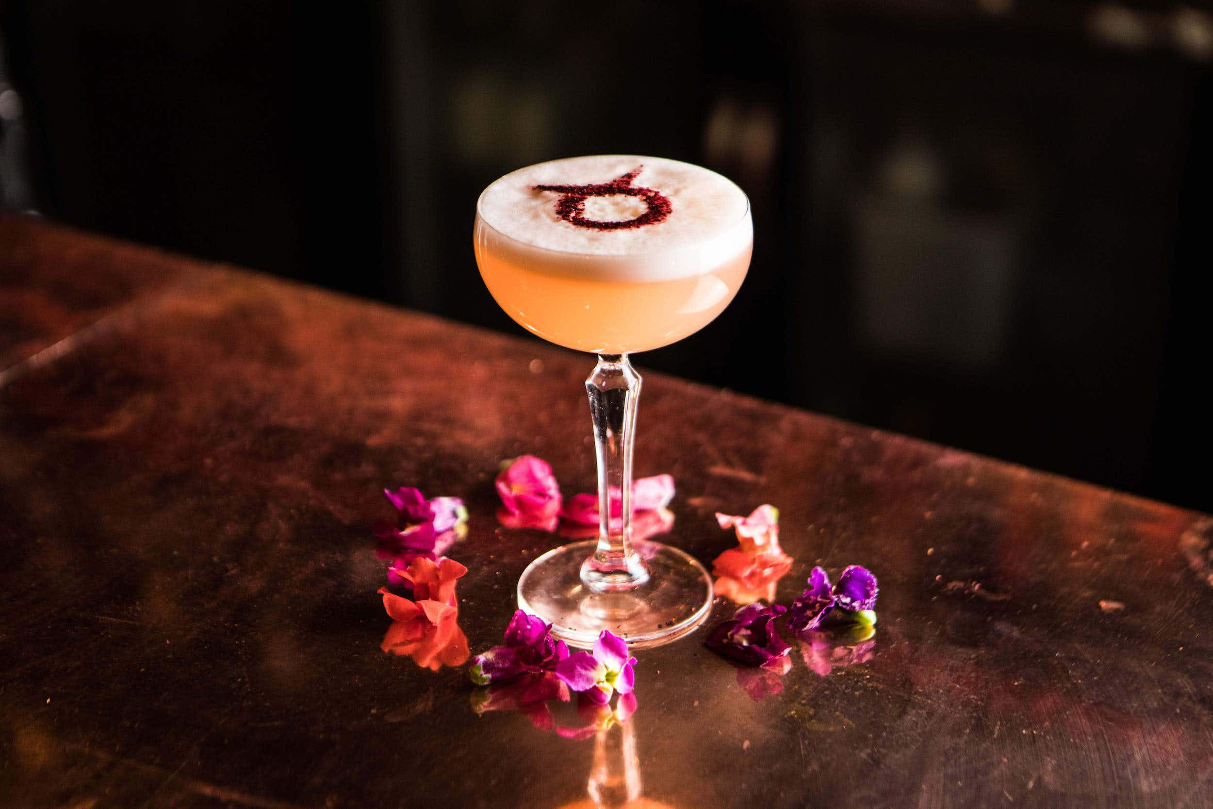 This bar will serve you a horoscope cocktail based on your zodiac sign