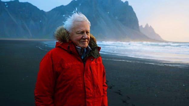 David Attenborough's new series will take you on a journey to every continent