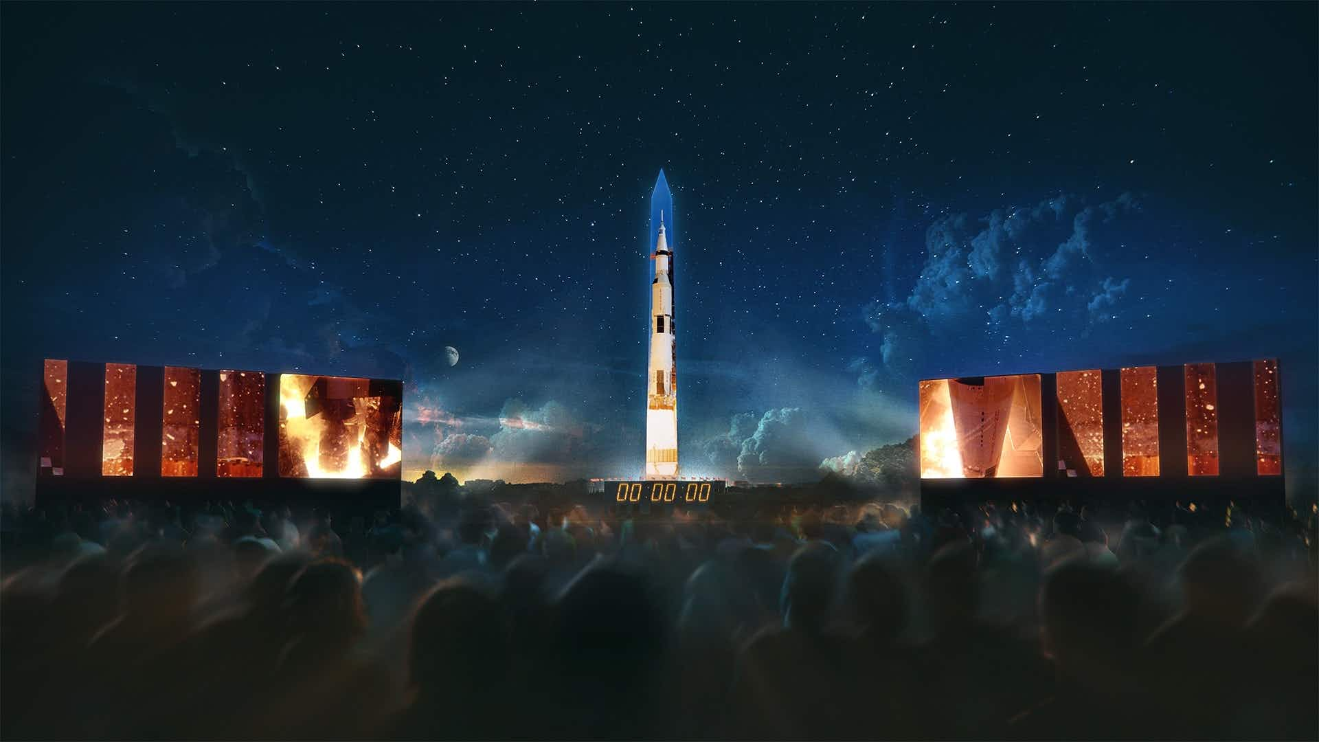 Celebrate the anniversary of the Apollo 11 lunar landing at NASA events around the USA