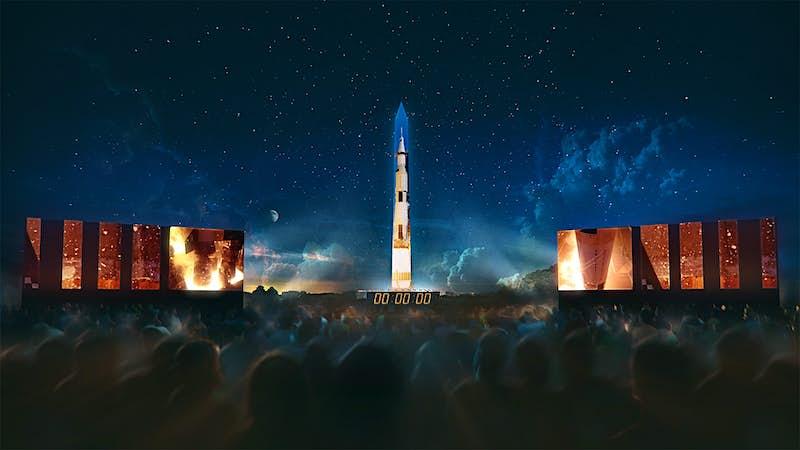 Apollo 50 Washington Monument