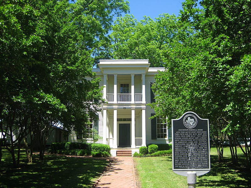 """6.Bastrop, Texas. Located 30 miles southeast of Austin, Bastrop's slogan is 'Welcome to it all'. Many down town buildings were destroyed in a fire in 1862, so most of the cityscape was built after the Civil War. In 1979, 131 buildings and sites were added to the National Register of Historic Places, making Bastrop the """"Most Historic Small Town in Texas. Image: Getty"""