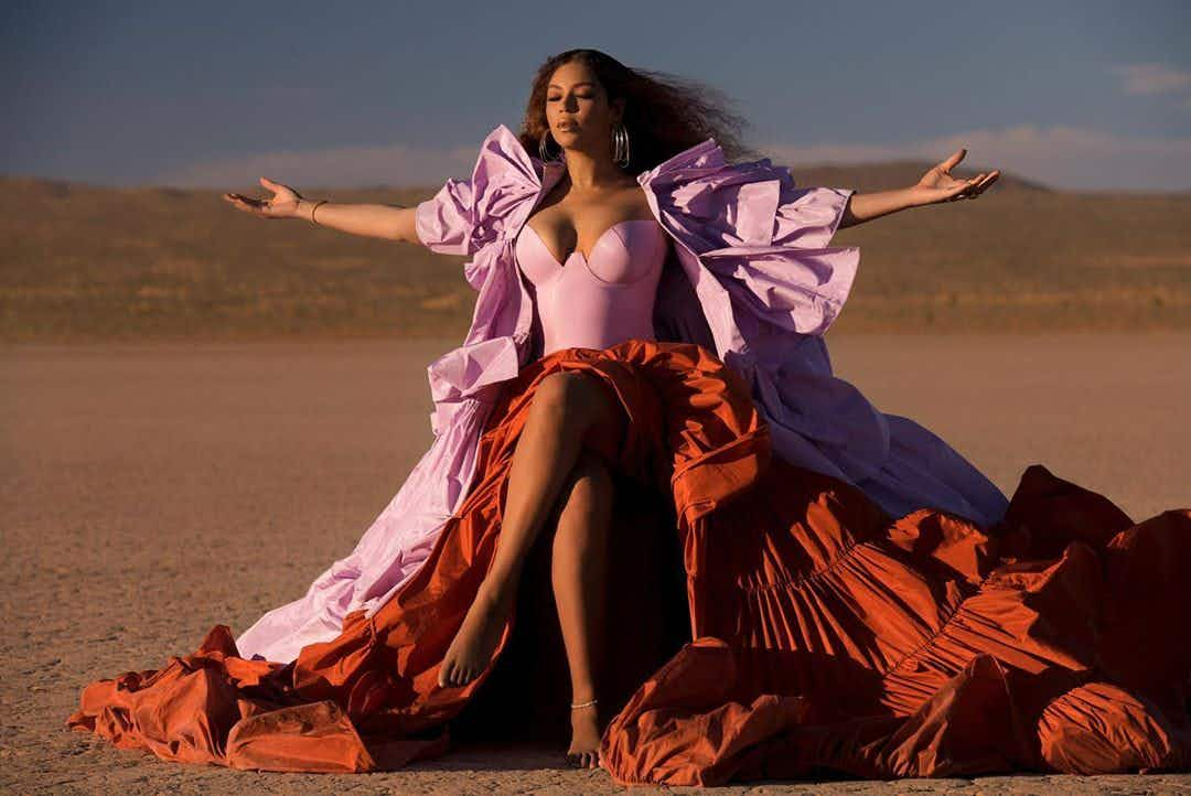 Beyoncé filmed her new video in this stunning location in Arizona