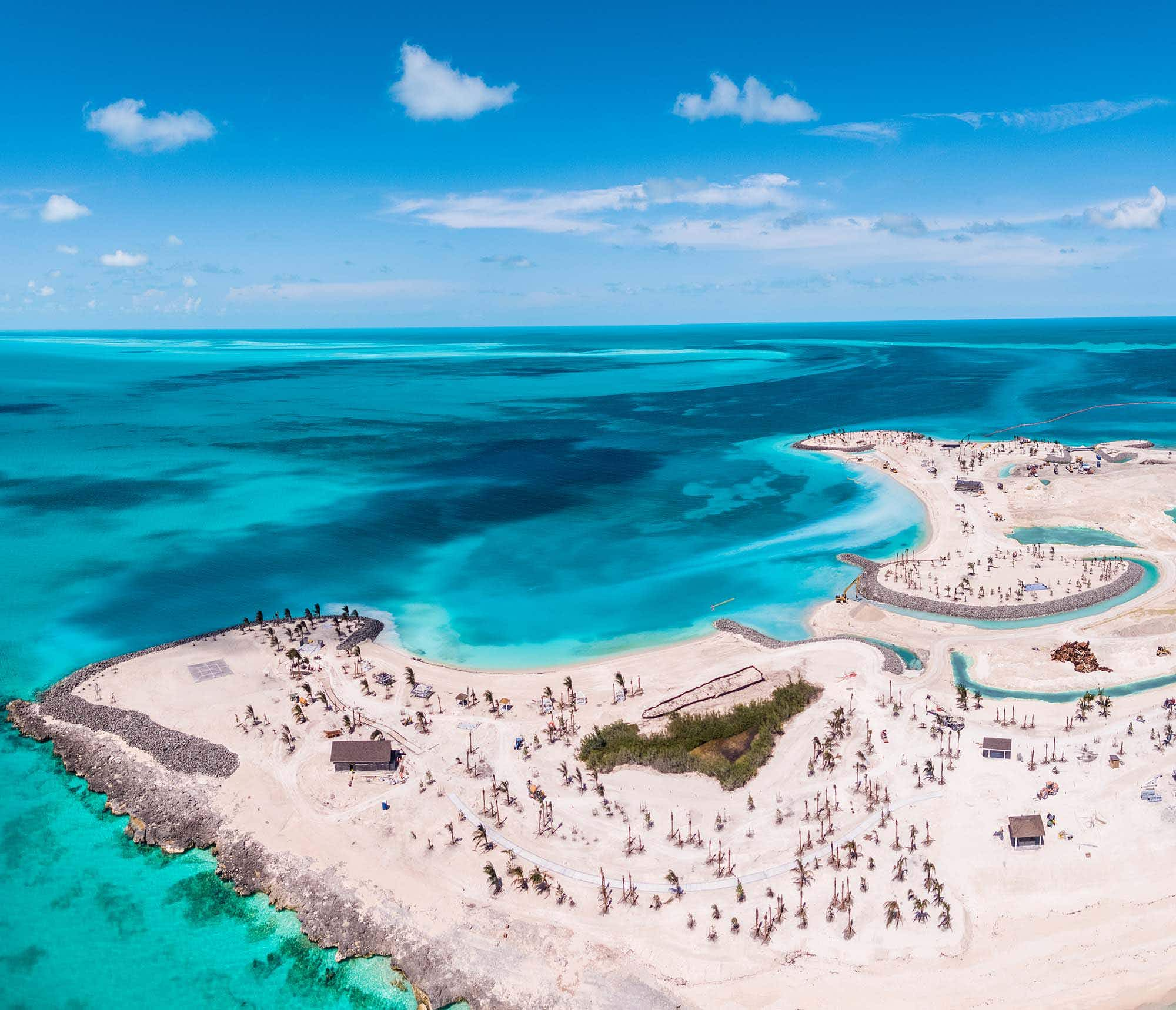 MSC Cruises turns former sand-mining site into eco-friendly marine reserve