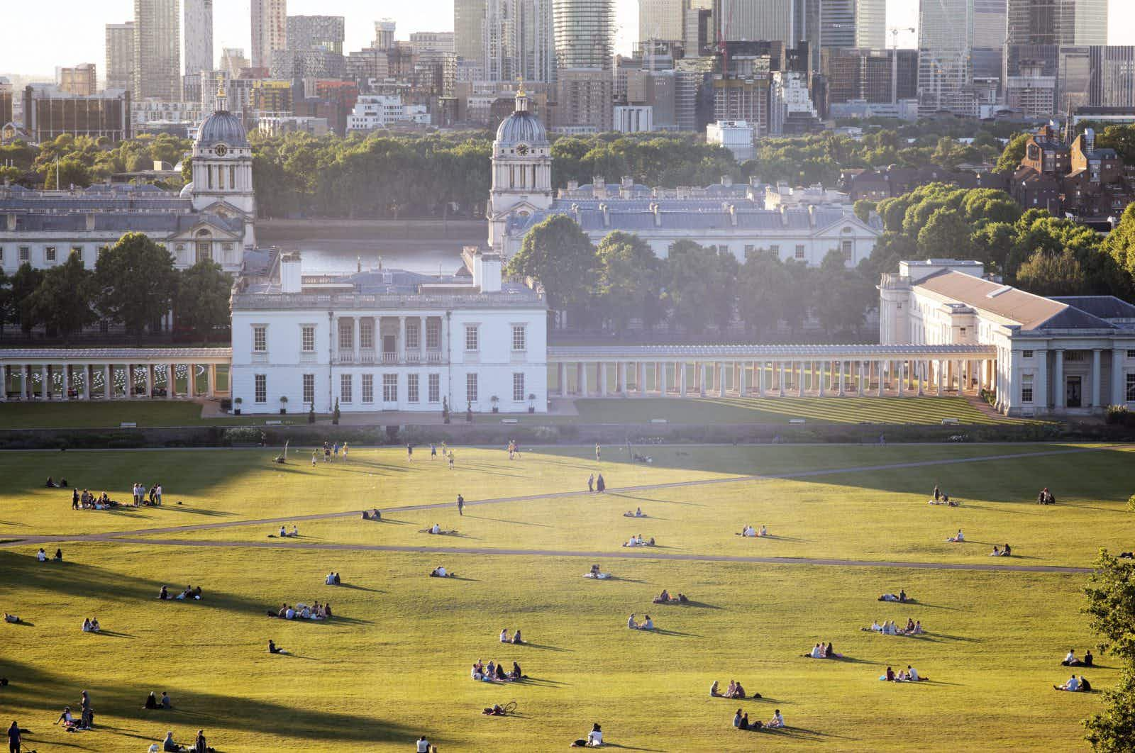 London is the first National Park City - here's what that means