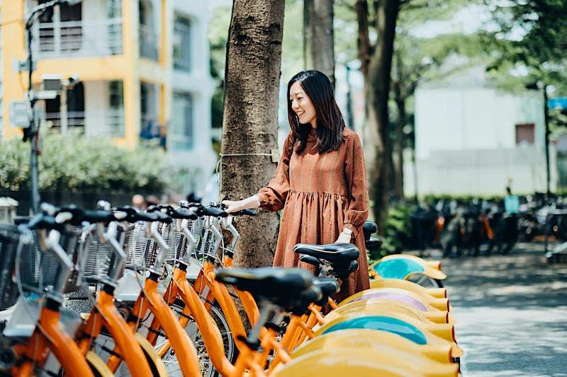 Google Maps wants mske bike sharing easier for travellers