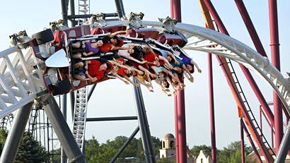 Chicago's record-breaking rollercoaster is the fastest launch in North America