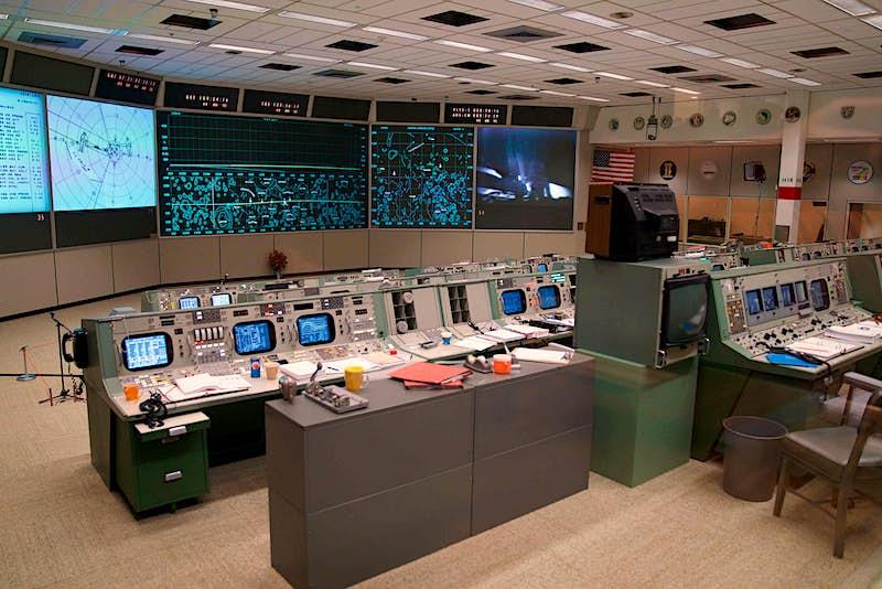 Travel News - NASA control