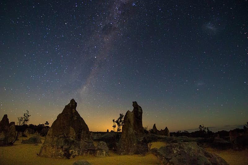 See the star-filled skies of the outback on an astro-tourism trail through Western Australia