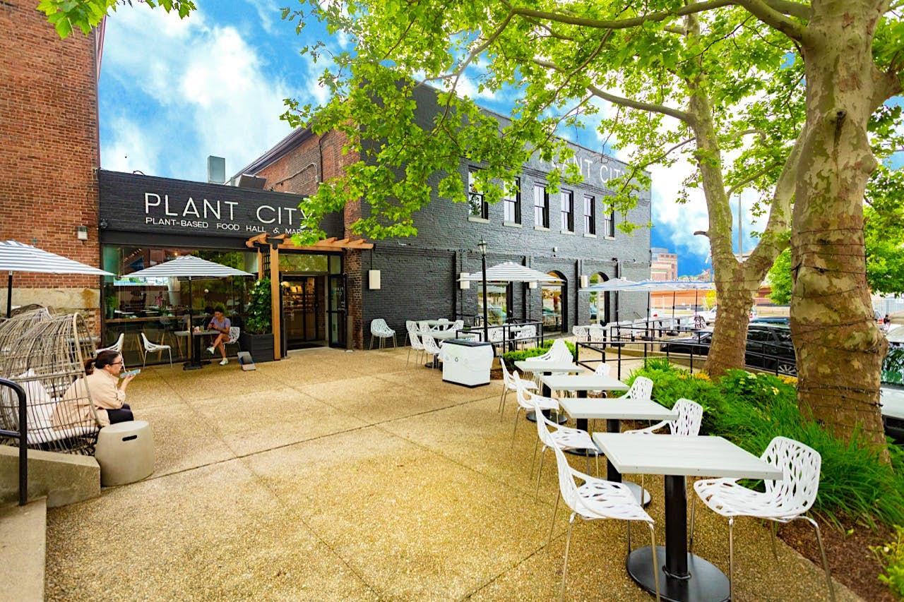 Plant City exterior