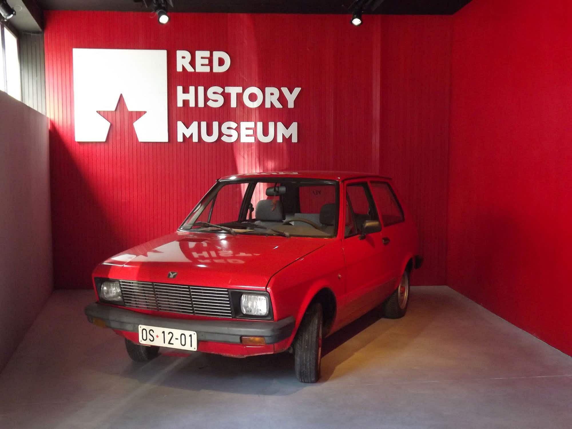 Dubrovnik's Red History Museum highlights Croatia's communist history
