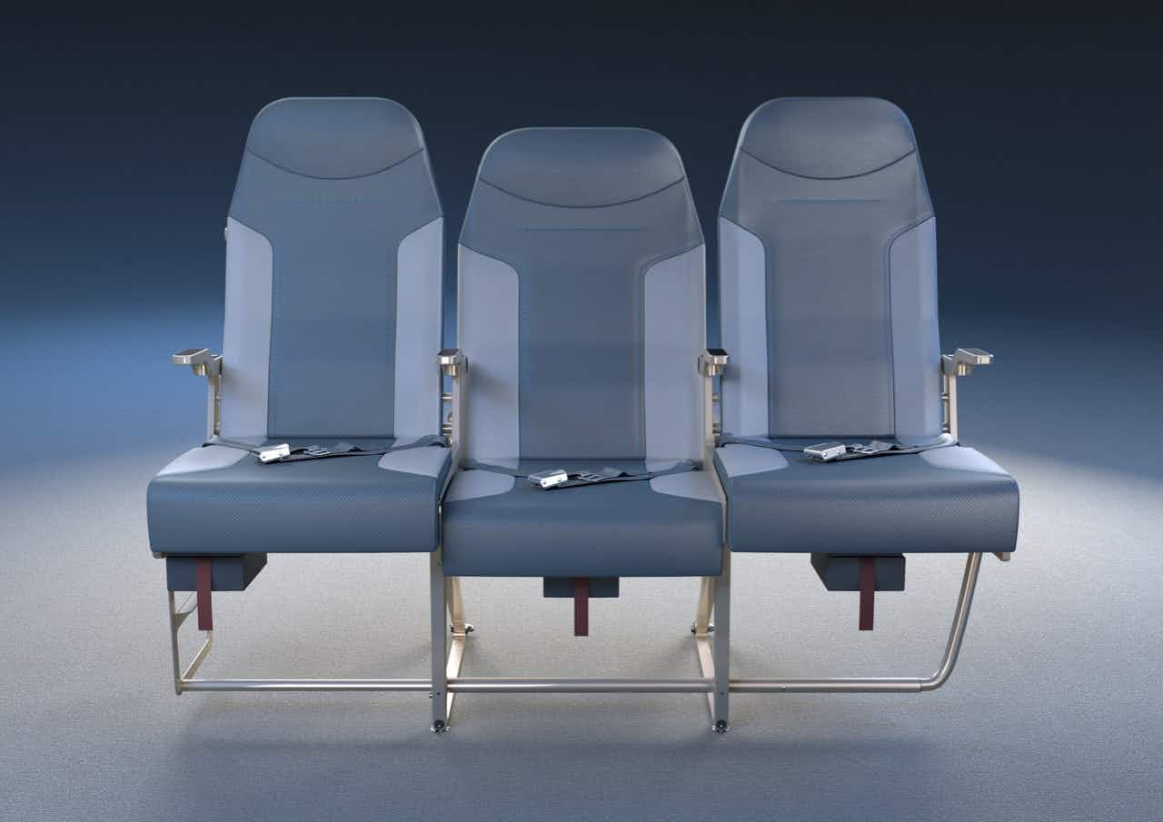 This startup is making the middle seat more comfortable
