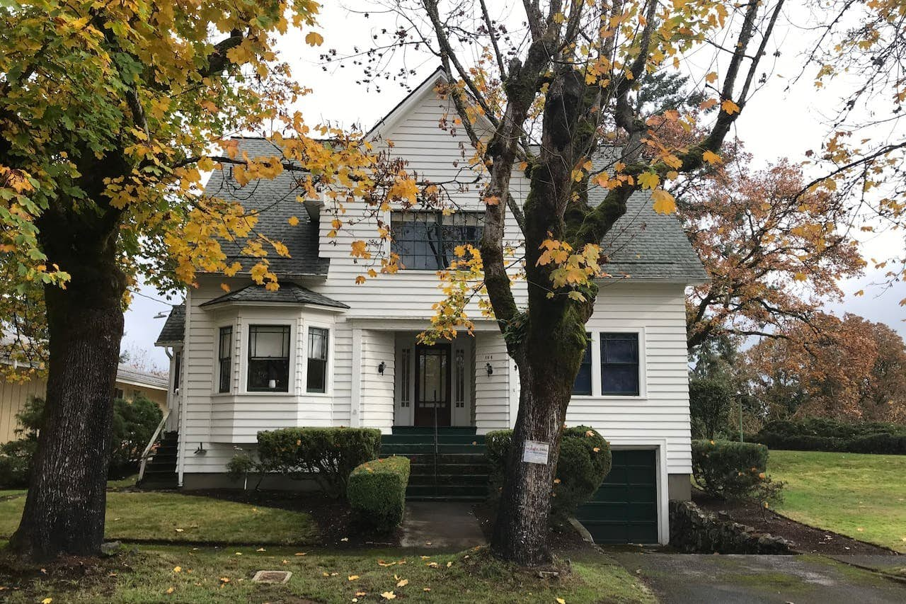 Stay In Bella Swan S Oregon Home From The Movie Twilight Lonely Planet
