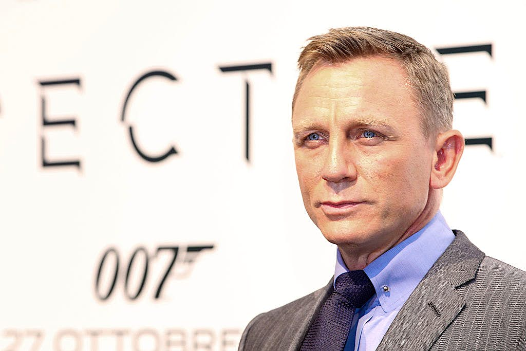 The New James Bond Movie Is Now Filming In The South Of