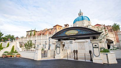 You can now soar over the world in this new DisneySea attraction in Tokyo
