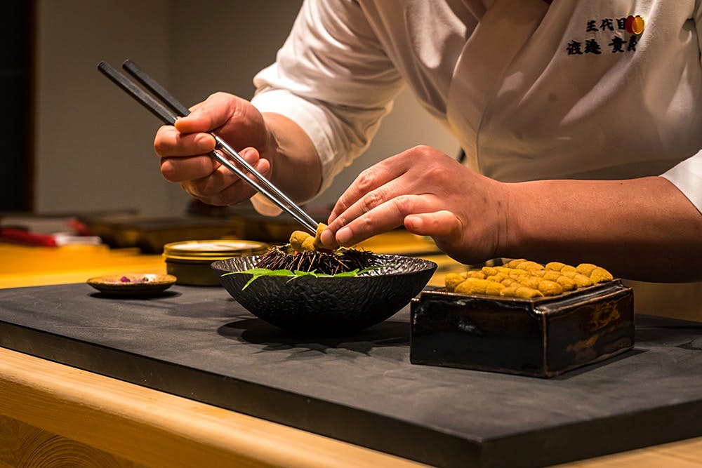†eruzushi Chef Plating(1)