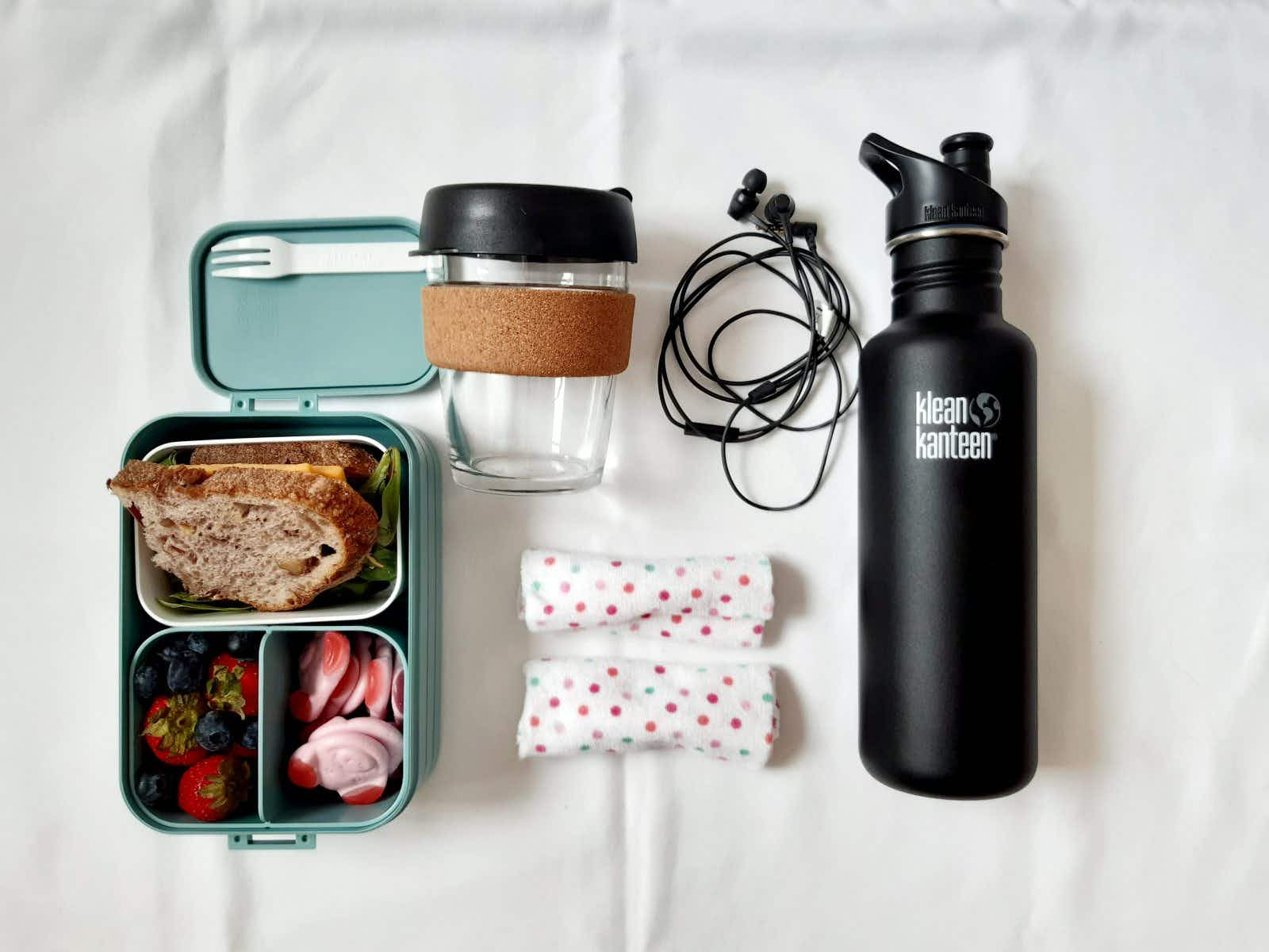 These are 7 simple ways you can reduce waste when flying
