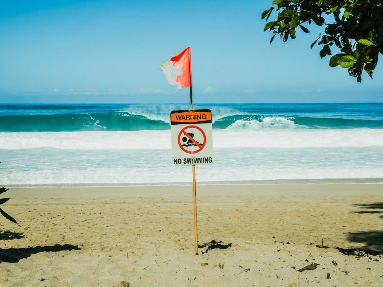 How to find out if your US beach is safe for swimming