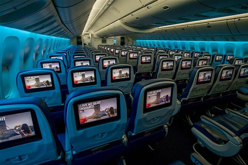 Delta 777 screens
