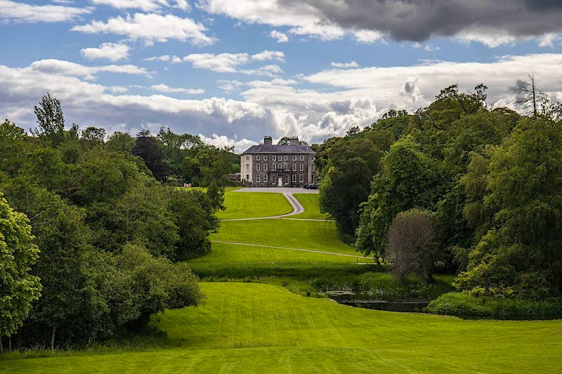 The exterior of Doneraile Court and estatestate
