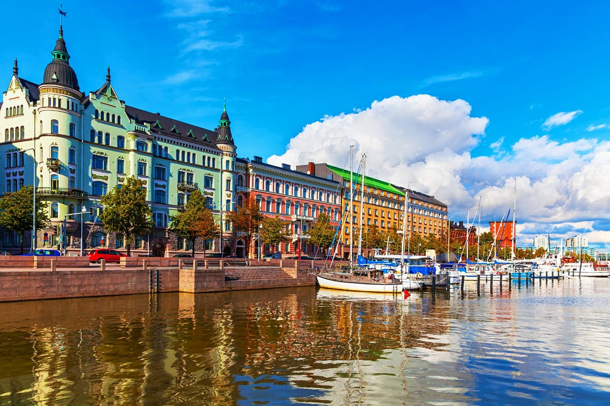 Here's how Helsinki wants to make your visit more sustainable - Lonely Planet