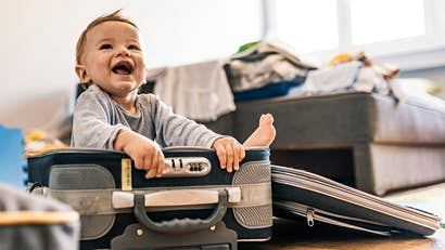 This airline is giving babies their own 23kg baggage allowance