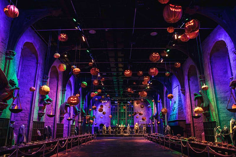 Harry Potter fans can now spend Halloween at Hogwarts