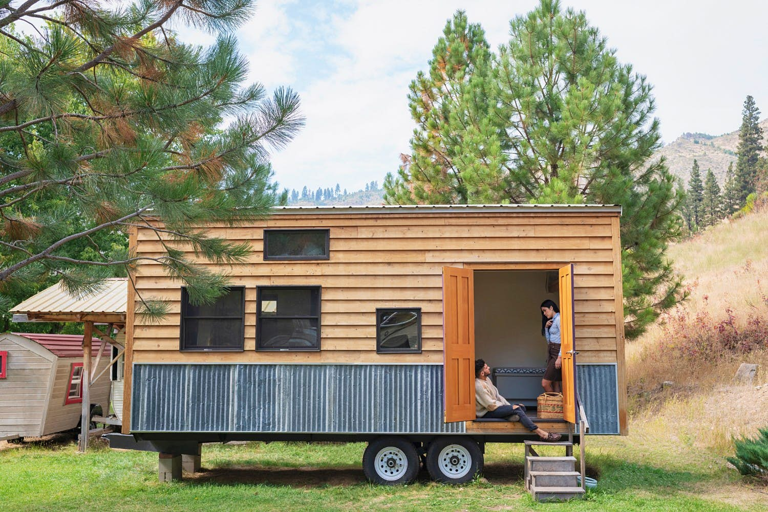 Here's why your tiny home travel dream is also eco-friendly